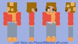 Fall Reshade Contest Minecraft Skin