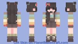radio Minecraft Skin