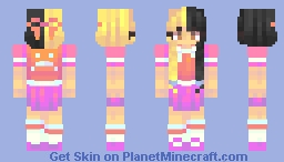 lunchbox friends Minecraft Skin