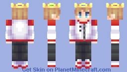 Tommy, Tubbo, Techno, and Dream Mixed Together | Skin Request Minecraft Skin