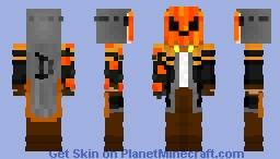 -=[ Death painter ]=- ~holloween~ Minecraft Skin