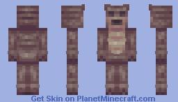 Animaltober (Bear - B) Minecraft Skin