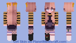 ♥ Little Dark Age ♥   Spookysona Minecraft Skin