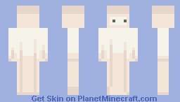 ghost - skintober day 3 Minecraft Skin