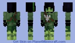 morro: master of wind and sensei wu's greatest regret Minecraft Skin
