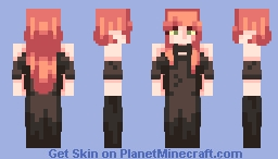 Elf Maiden Minecraft Skin