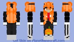 For Dimond__Girl - Holloween Skin Minecraft Skin