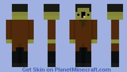 A H Minecraft Skin