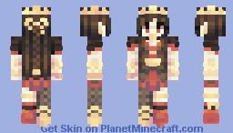 ∿≋𝕍𝕒𝕞𝕡𝕚𝕣𝕖 𝕊𝕜𝕚𝕟𝕥𝕠𝕓𝕖𝕣 𝟜≋∿ Minecraft Skin
