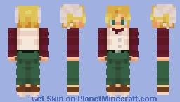 Eion ~ Persona Minecraft Skin