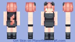 𝕡𝕦𝕞𝕡𝕜𝕚𝕟 𝕤𝕡𝕚𝕔𝕖 Minecraft Skin