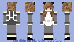 Sexy Girl Minecraft Skin