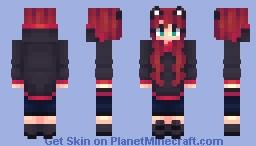 kittykween Fanskin! Minecraft Skin