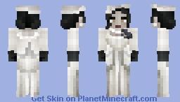 Countess Alcina Dimitrescu; Resident Evil Minecraft Skin