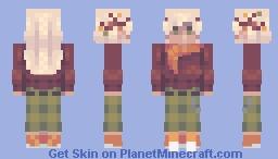 🍂 Autumn Leaves 🍂 Popreel! Minecraft Skin