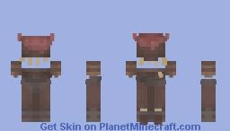 Bounty Hunter [FTU] Minecraft Skin
