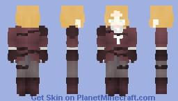 [FRP ⋆ PERSONAL] Ragnhild Ròsach Minecraft Skin