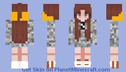 "Chaeryeong ITZY ""Swipe>>>"" (Crazy in Love) Minecraft Skin"