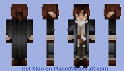 ↓ 𝕿𝖍𝖊 𝕽𝖆𝖓𝖌𝖊𝖗 ↓ Minecraft Skin