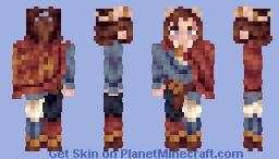 Keavy Aldane Minecraft Skin