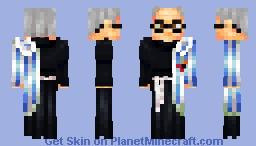 St. Maximilian Kolbe Minecraft Skin