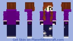~нσσ∂ιє gσαℓѕ~ Minecraft Skin