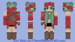 ♡ Forest Elf Minecraft Skin