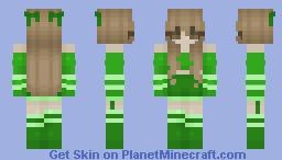 ~Greenscreen~ ~ce~ Minecraft Skin