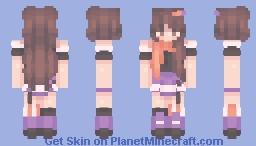 scarf Minecraft Skin
