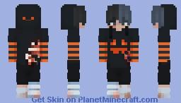 HalloweenBoySkin_ Minecraft Skin