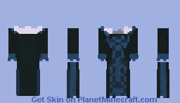 High-Necked Dobry | LOTC Minecraft Skin