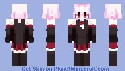 generic-ish vamprie - day 13 Minecraft Skin