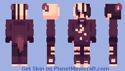 *. ʰᵒʷˡ ᵃᵗ ᵗʰᵉ ᶠᵘˡˡ ᵐᵒᵒⁿ / ˢᵏⁱⁿᵗᵒᵇᵉʳ ᵈ-ᵗʰⁱʳᵗᵉᵉⁿ .* Minecraft Skin