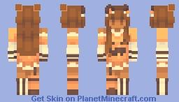 ylang ylang Minecraft Skin