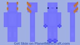 Axo Minecraft Skin