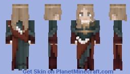↠ Medieval Robes Minecraft Skin