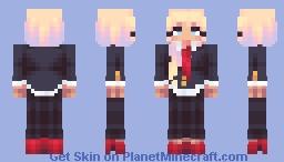 Business is boomin' Minecraft Skin