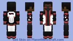 Mr. Terrific (Michael Holt) | DC Comics Minecraft Skin