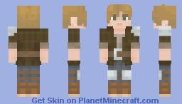 Minecraft Dungeons: Withinder Minecraft Skin