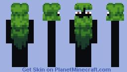 rip glare Minecraft Skin
