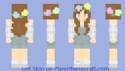    Nolana    Minecraft Skin