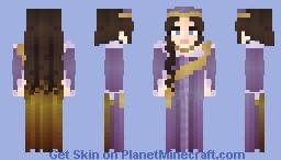 [LOTC] Ruskan Elegance [X] Minecraft Skin