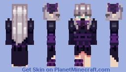 Lieselotte Werckmeister (11eyes: Tsumi to Batsu to Aganai no Shoujo) Minecraft Skin