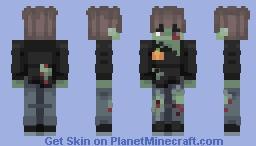 𝚄𝚗𝚍𝚎𝚊𝚍 | 𝙷𝚊𝚕𝚕𝚘𝚠𝚎𝚎𝚗 𝙴𝚟𝚎𝚗𝚝 Minecraft Skin