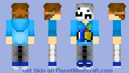 Brother Minecraft Skin