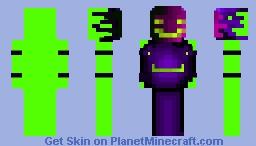 Scawy dweam - Event Minecraft Skin
