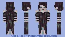 cool enough - pbl week 1! Minecraft Skin