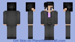 Pro - Alter Ego Minecraft Skin