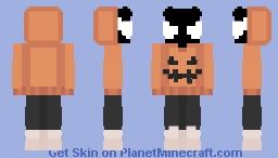 Symbiote | Happy Halloween Community Event Minecraft Skin