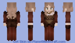 ftu | reds, golds and browns i guess Minecraft Skin